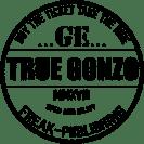 True gonzo stamp